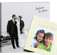album argentique hardcover